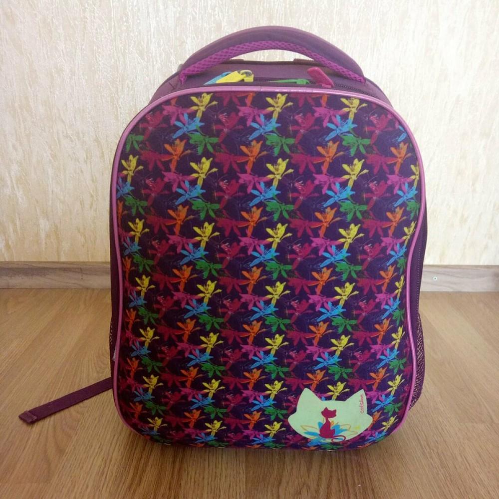 Рюкзак школьный ортопедический каркасный kite фото №1