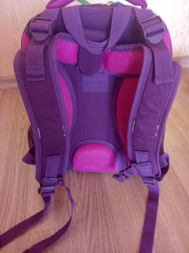 Рюкзак школьный ортопедический каркасный kite фото №5