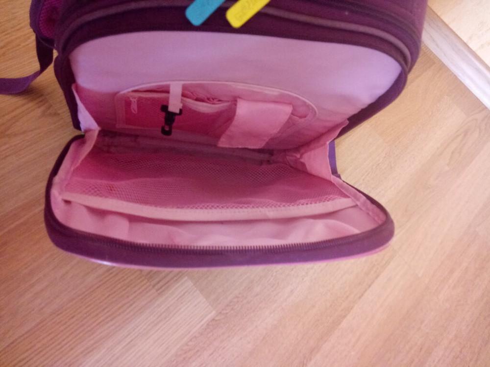 Рюкзак школьный ортопедический каркасный kite фото №7