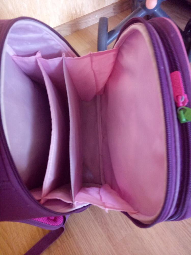 Рюкзак школьный ортопедический каркасный kite фото №8