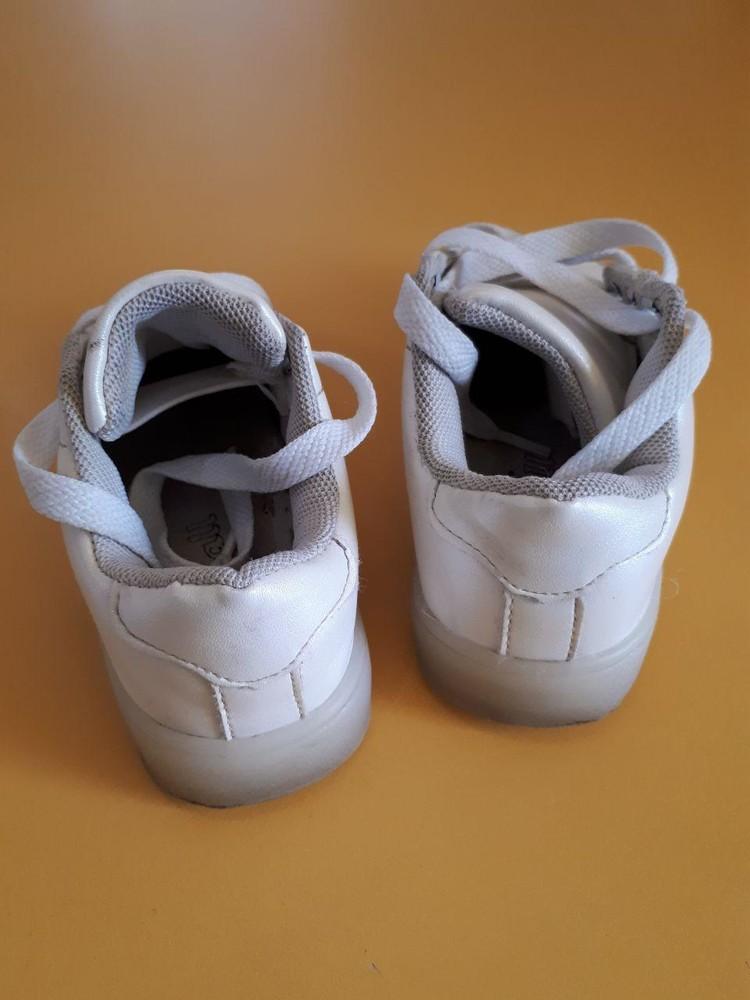 Белые ботиночки фото №2