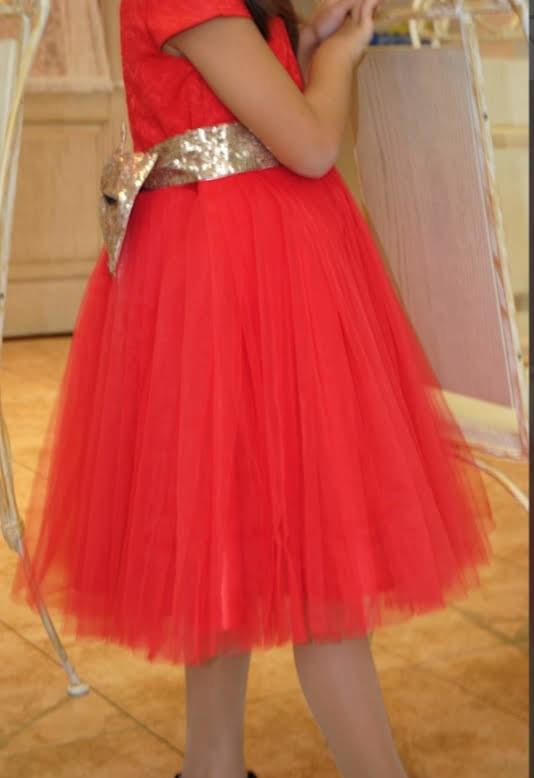 Платье выпускное нарядное фото №1