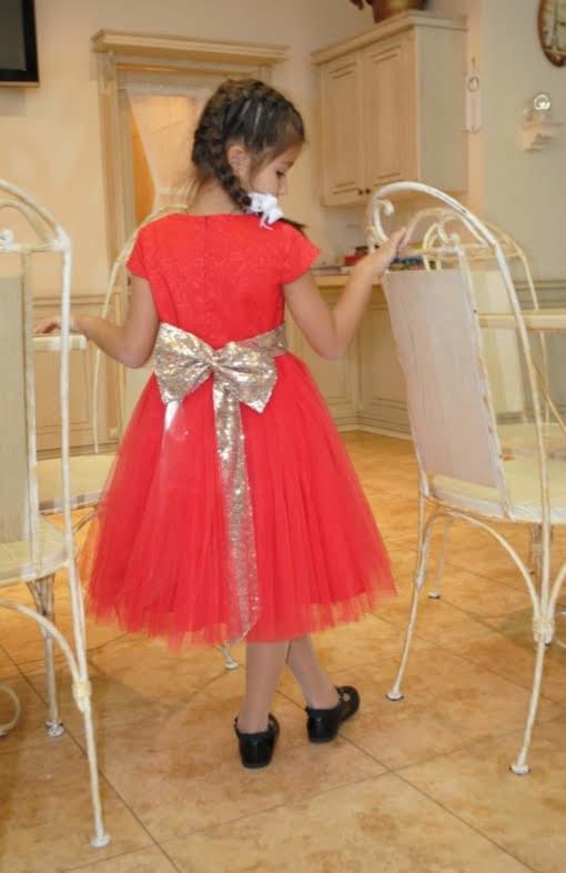 Платье выпускное нарядное фото №2