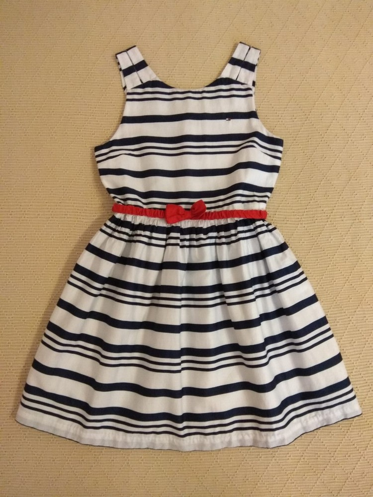 Платье tommy hilfiger на девочку 9-10 лет фото №1