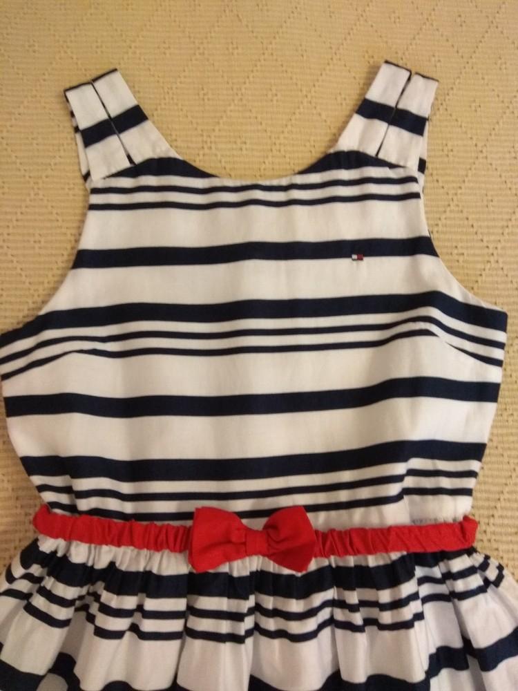 Платье tommy hilfiger на девочку 9-10 лет фото №2