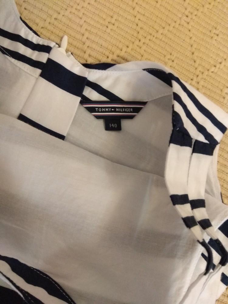 Платье tommy hilfiger на девочку 9-10 лет фото №4