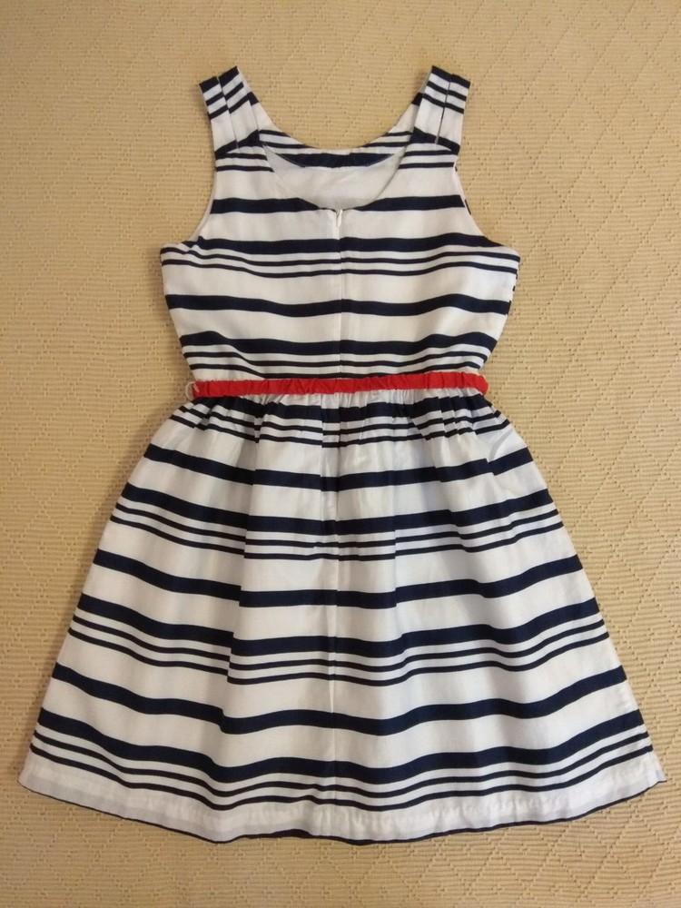 Платье tommy hilfiger на девочку 9-10 лет фото №5