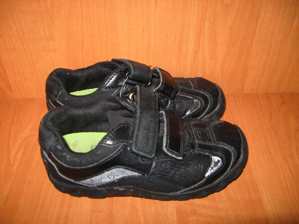 Кроссовки туфли мокасины clarks кларкс фото №1