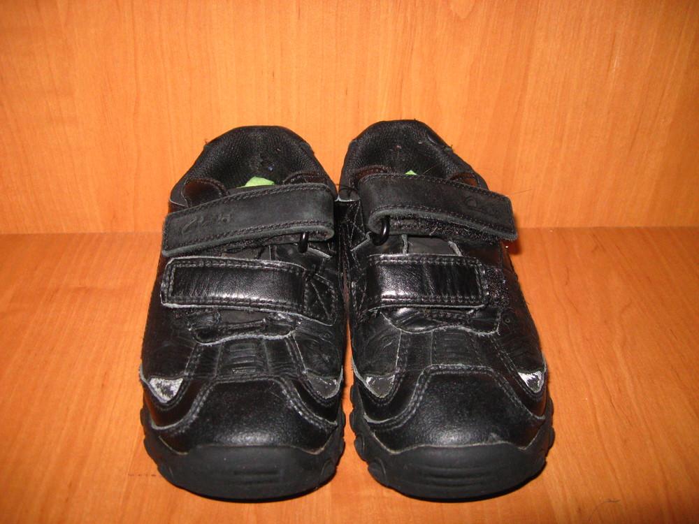Кроссовки туфли мокасины clarks кларкс фото №2