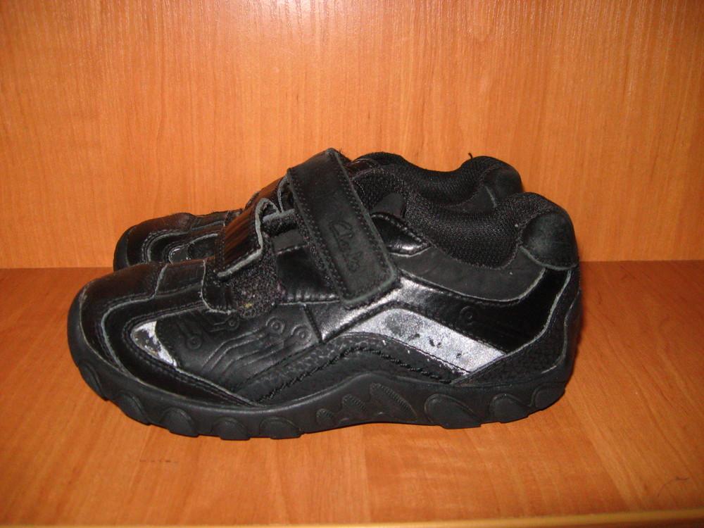 Кроссовки туфли мокасины clarks кларкс фото №3