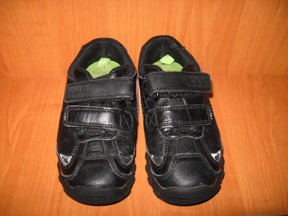 Кроссовки туфли мокасины clarks кларкс фото №5