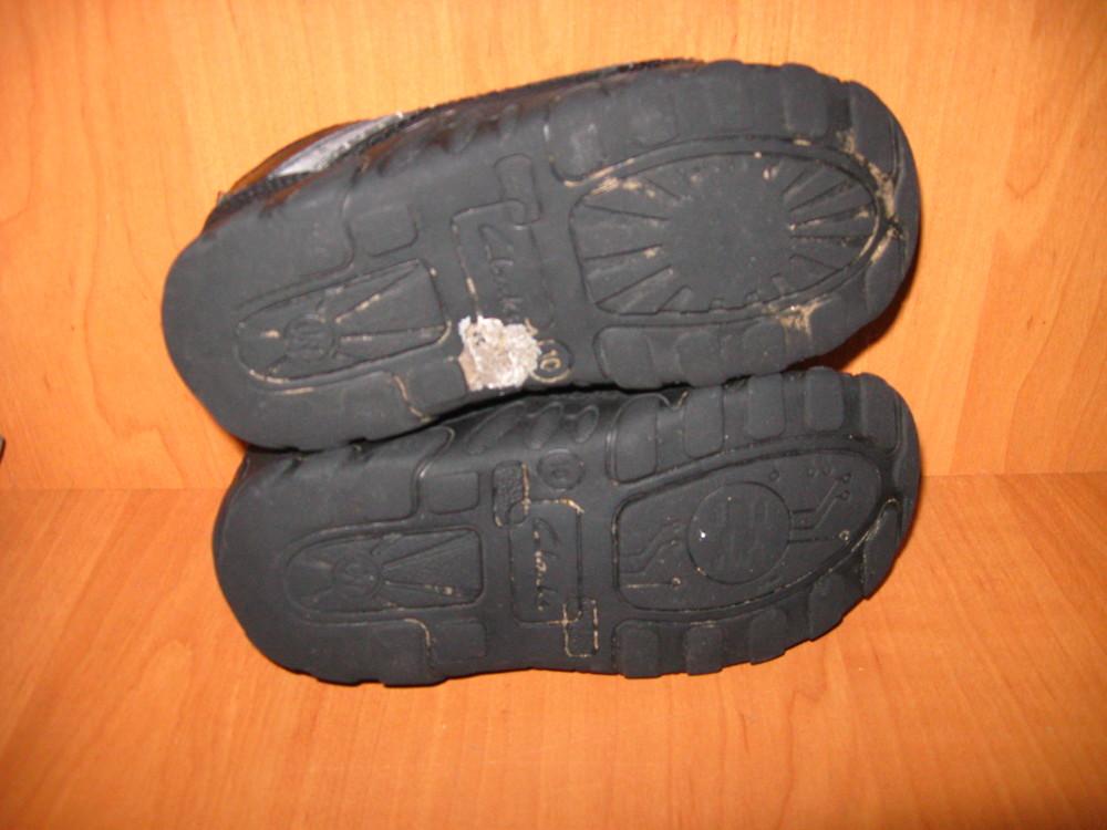 Кроссовки туфли мокасины clarks кларкс фото №7