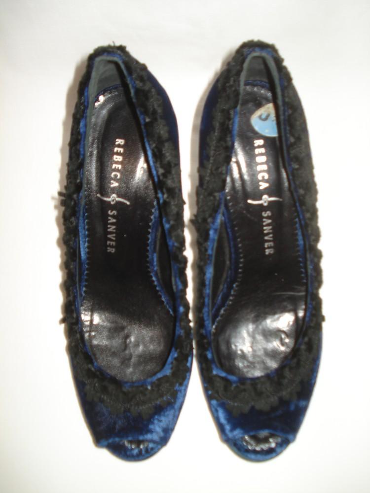 Нарядные туфли rebeca sanver фото №2