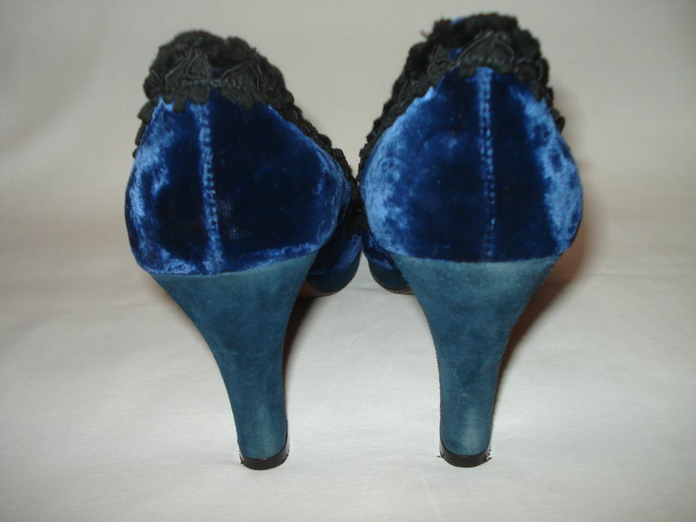 Нарядные туфли rebeca sanver фото №6