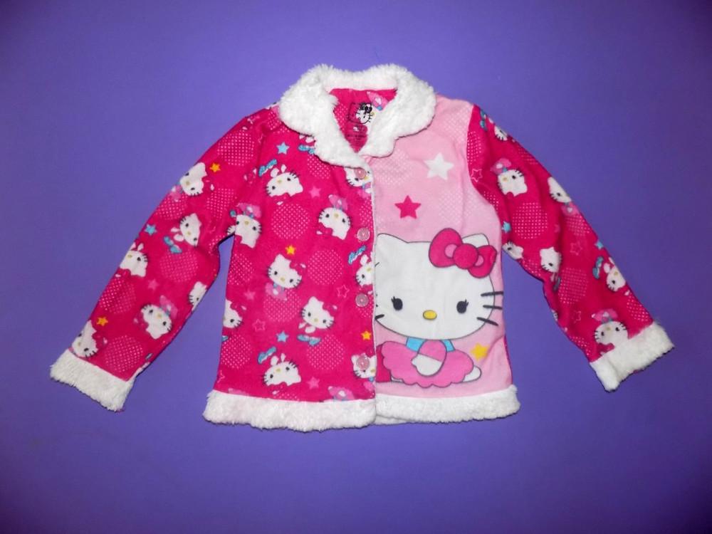 Пижама хелло китти, hello kitty, sanrio на 4-5лет фото №3