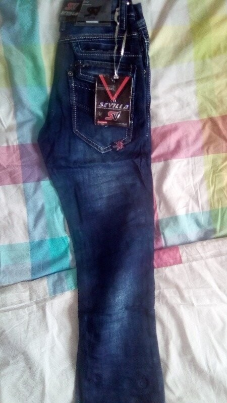 Подростковые джинсы long li sevilla(30-34 размер) фото №5