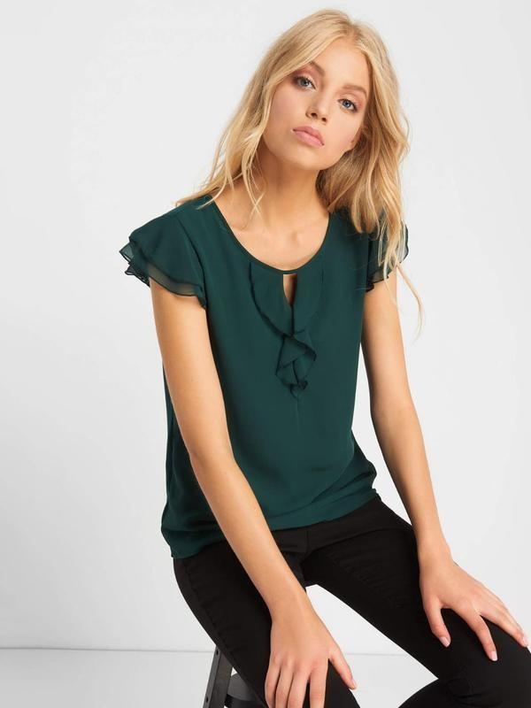 Дуже жіночна блузочка h&m фото №1