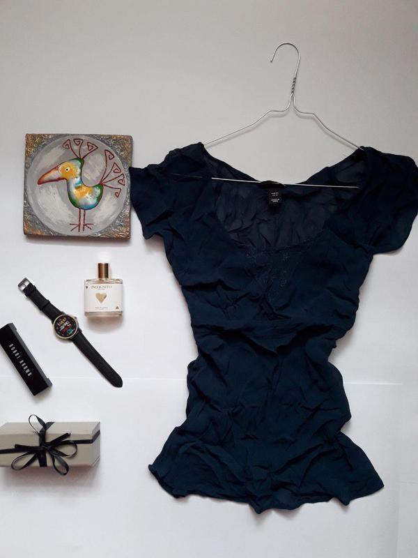 Дуже жіночна блузочка h&m фото №2