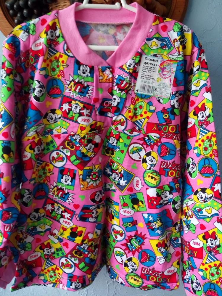 Детская пижама фото №2