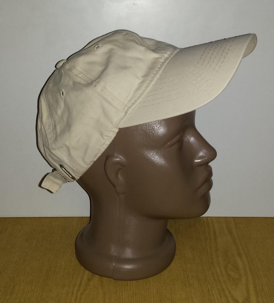 Одежда вещи головной убор кепка бейсболка светлая коттон хлопок обхват 56 см фото №2