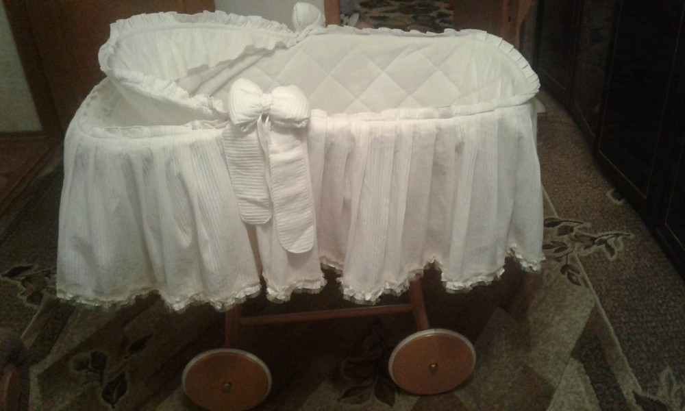 Кроватка-люлька italbaby фото №1