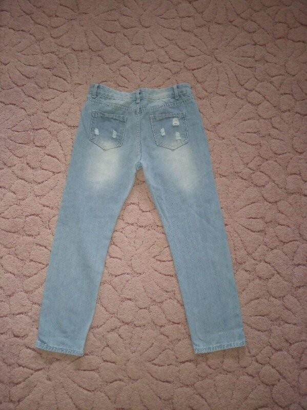 Продам красивые и модные джинсы на девушку 44-46 р. фото №4
