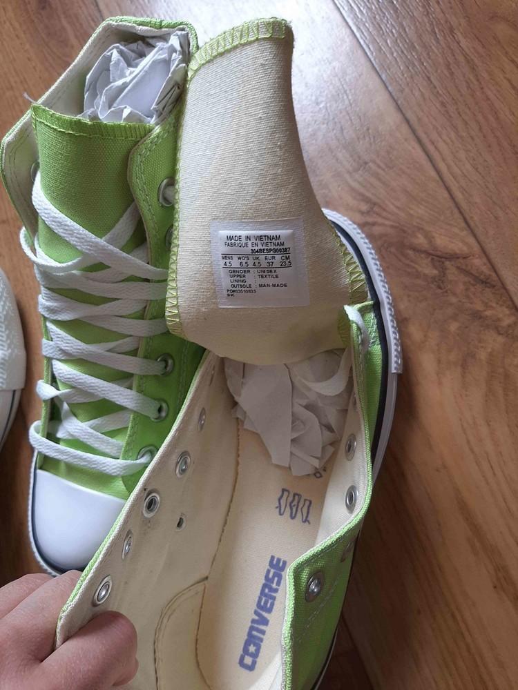 Converse р.36-22,5 см фото №5