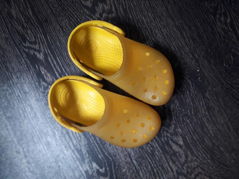 Crocs хамелеон на стопу 17см унісекс фото №1
