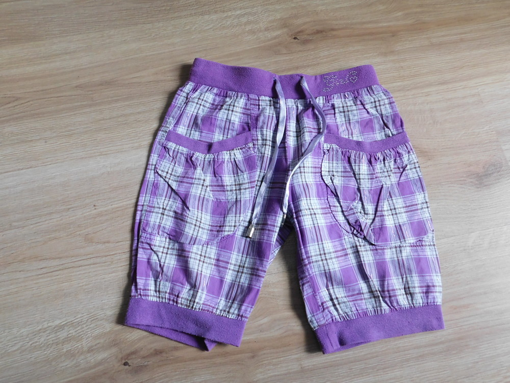 Майка юбка шорты на 6-8 лет фото №4