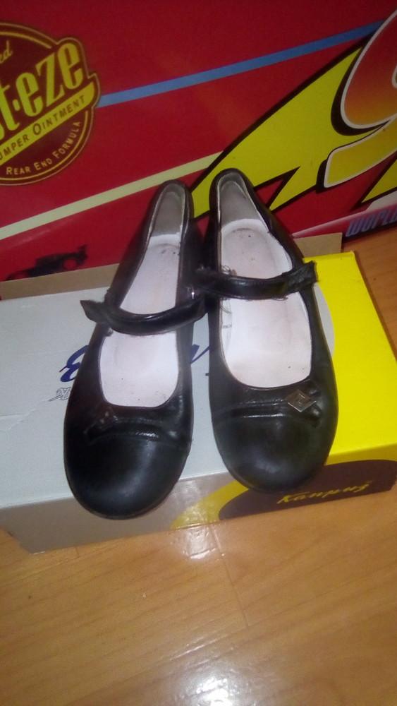 Туфли кожаные 33 размер фото №1