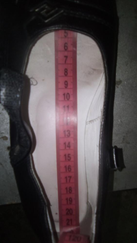 Туфли кожаные 33 размер фото №3