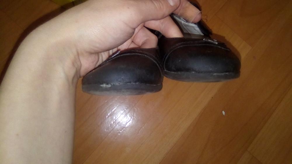 Туфли кожаные 33 размер фото №6