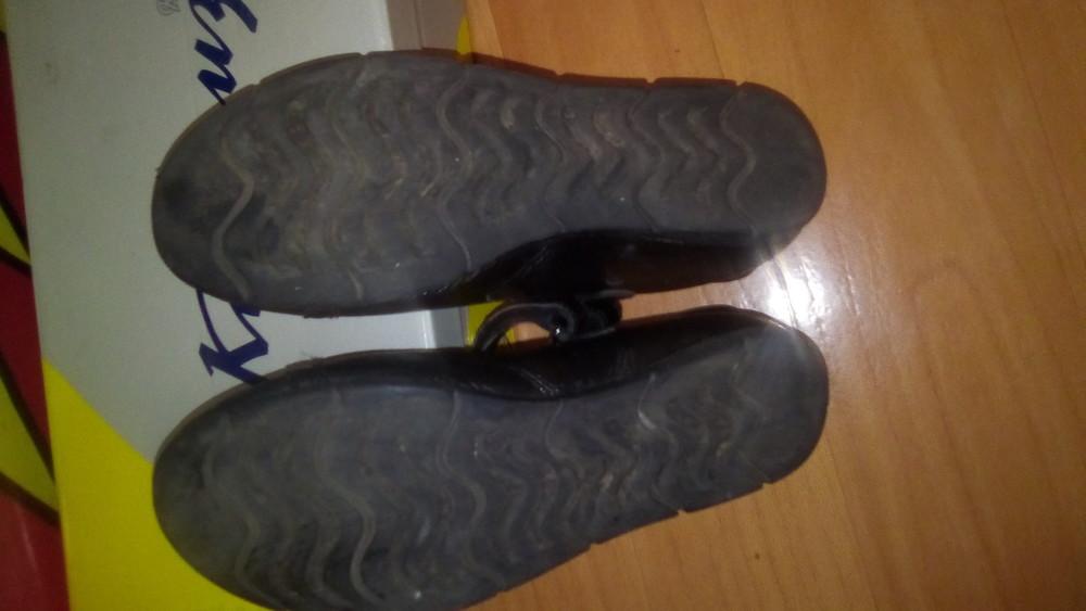 Туфли кожаные 33 размер фото №7