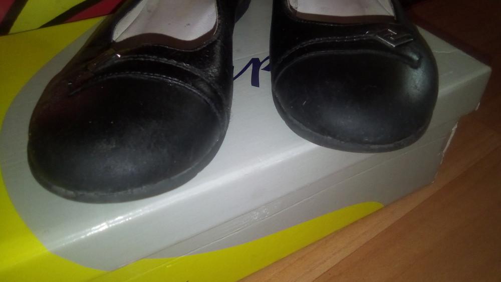 Туфли кожаные 33 размер фото №8