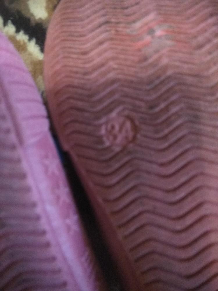 Кеды мокасины в отличном состоянии! фото №6