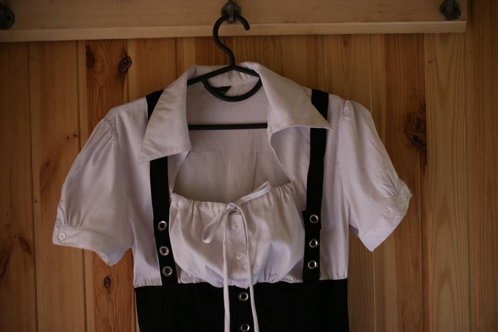 Блуза с корсетом на пышную грудь фото №2