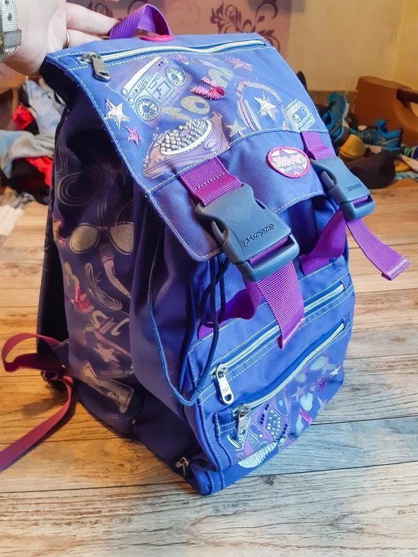 Детский подростковый туристический рюкзак seven для девочки фото №1