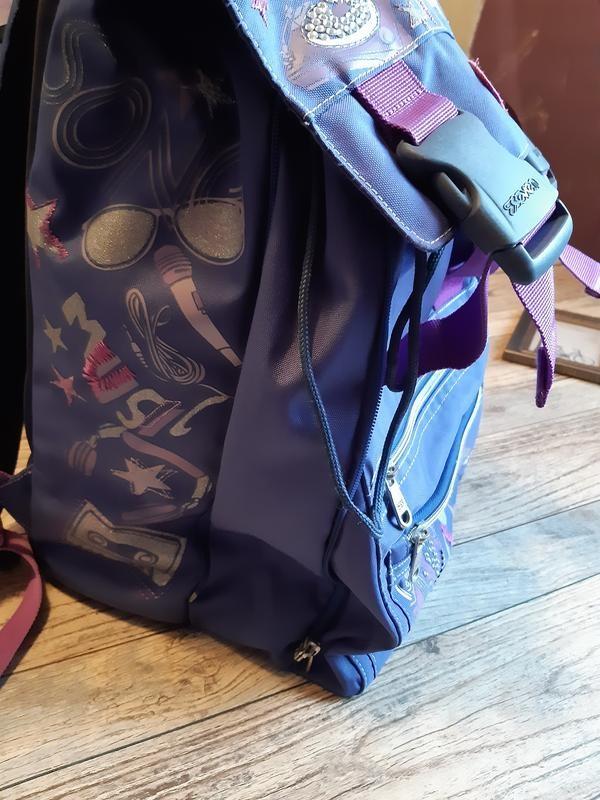 Детский подростковый туристический рюкзак seven для девочки фото №2