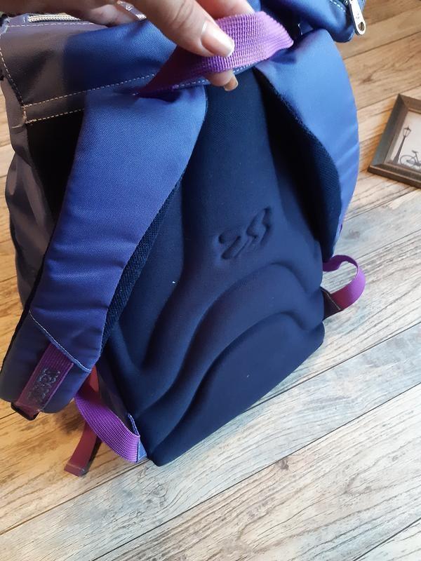 Детский подростковый туристический рюкзак seven для девочки фото №7