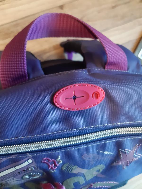 Детский подростковый туристический рюкзак seven для девочки фото №8