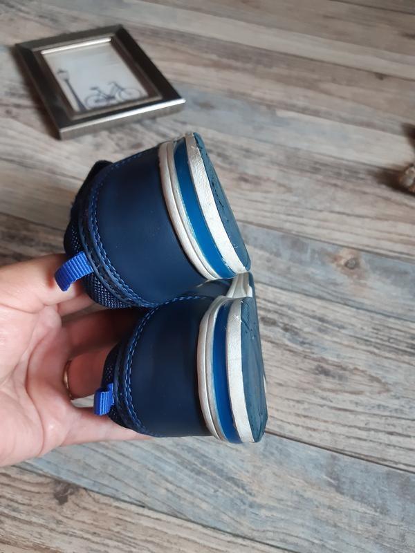 Мигающие кроссовки для мальчика lupilu tigers фото №3