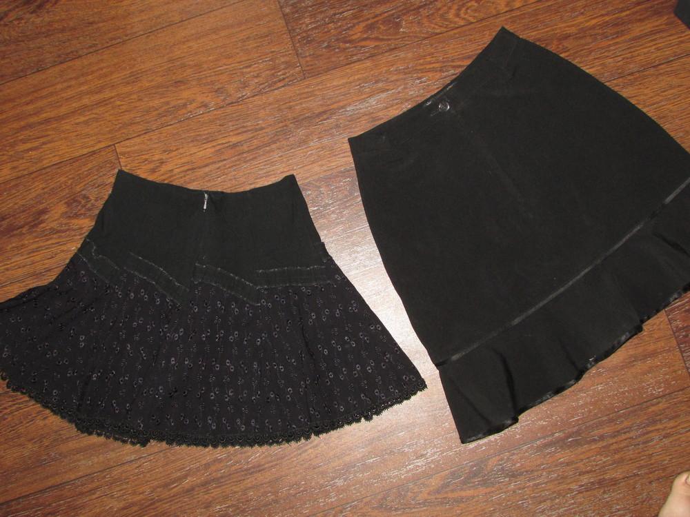 Брендовая школьная юбка. на 1-2 класс. замеры на фото фото №2