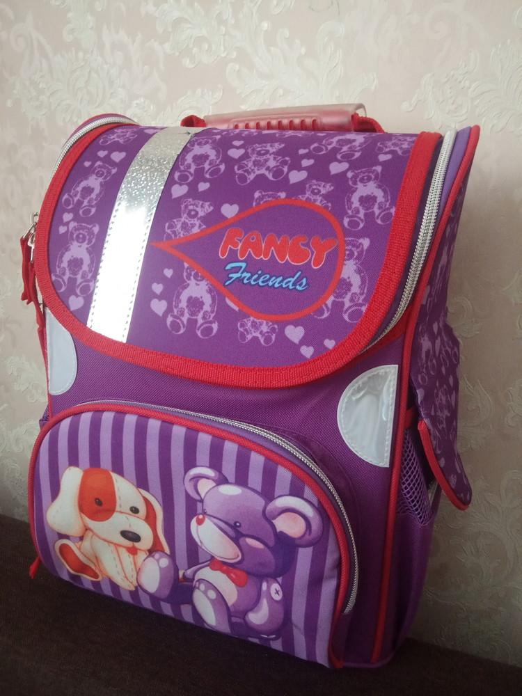 Рюкзак школьный, каркасный фото №1