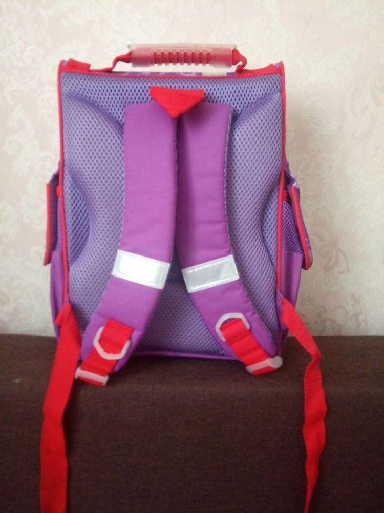 Рюкзак школьный, каркасный фото №2