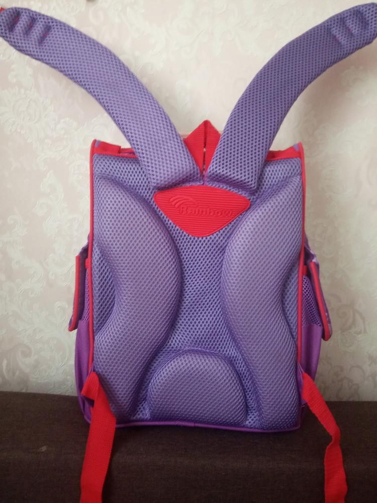 Рюкзак школьный, каркасный фото №3