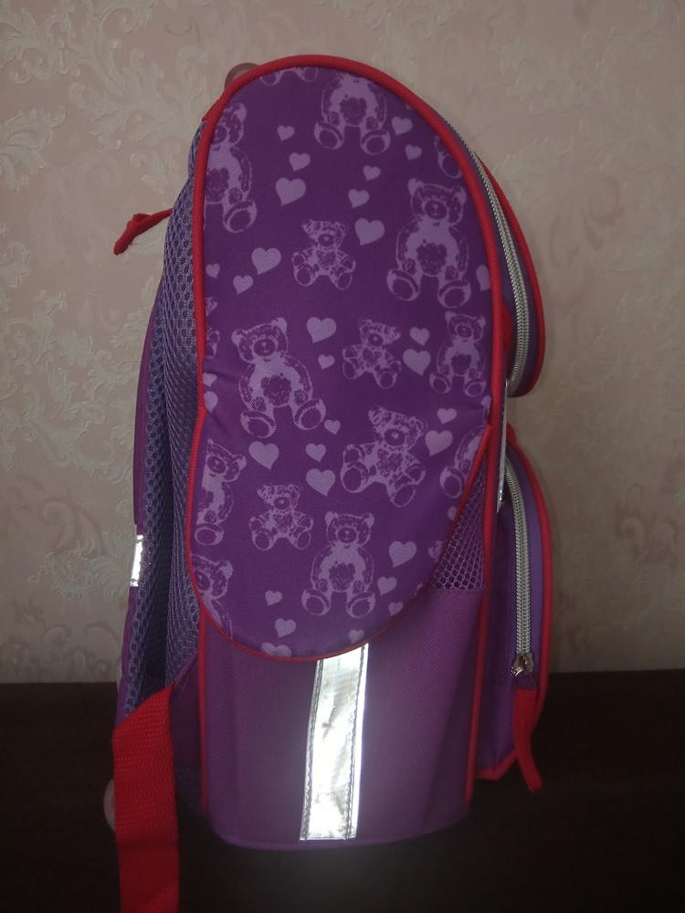 Рюкзак школьный, каркасный фото №4
