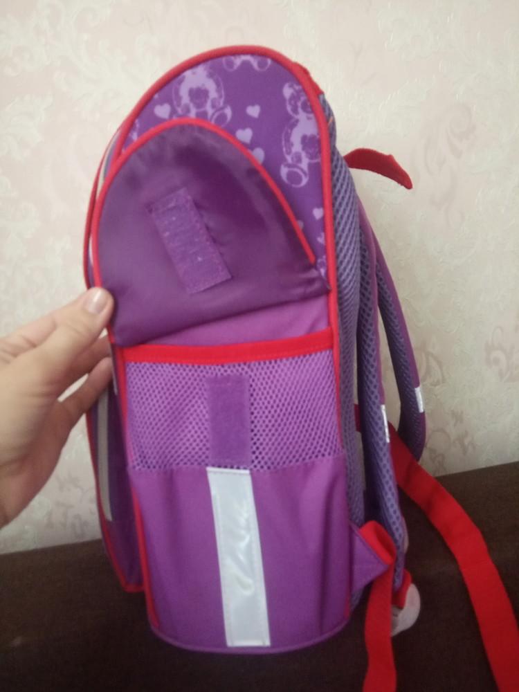 Рюкзак школьный, каркасный фото №5