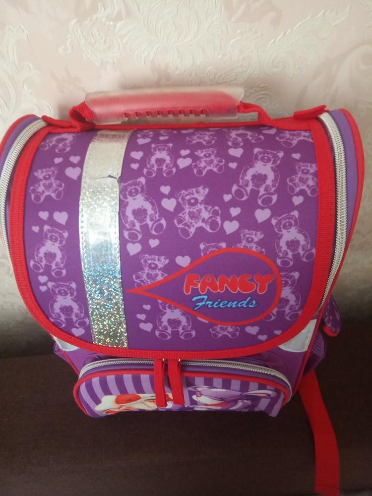 Рюкзак школьный, каркасный фото №6
