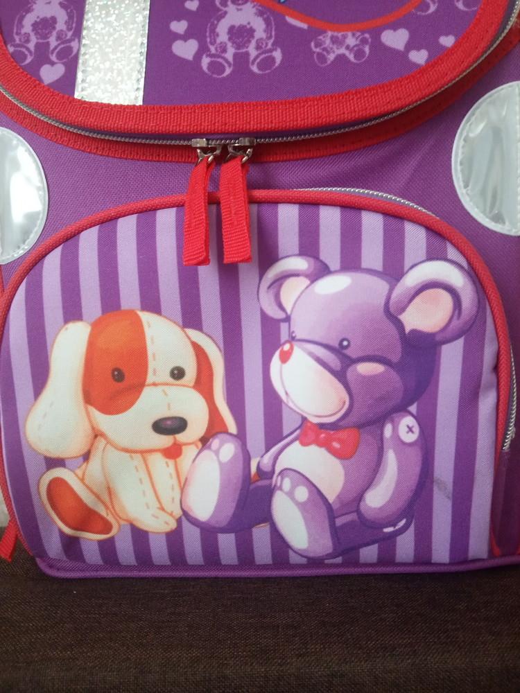 Рюкзак школьный, каркасный фото №8
