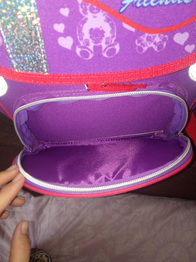 Рюкзак школьный, каркасный фото №9
